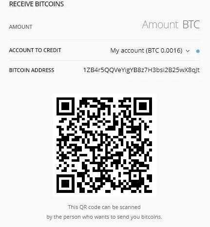 bitcoin registro